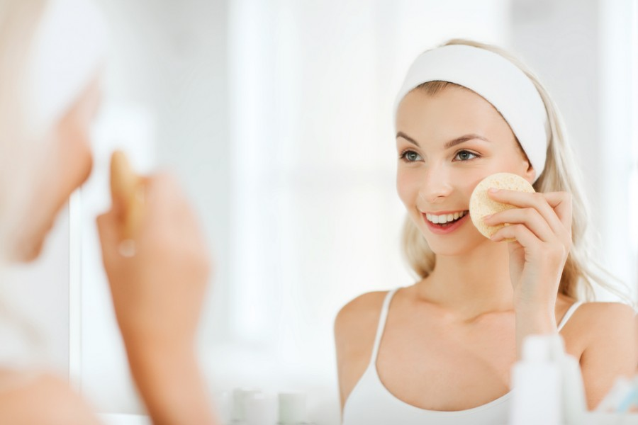 Working On Your Daily Routine Can Keep Your Skin Glowing
